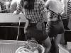 Women serving beer