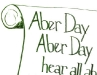 Early Aber Day Poster