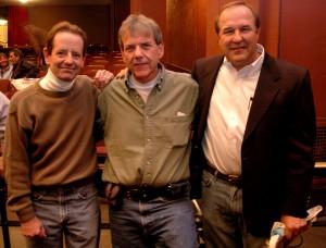 Jeff, Bruce & Bob